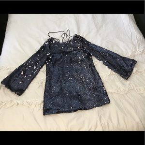 Keepsake the label sequin dress